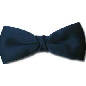 Pre-tied Black Bow Ties.