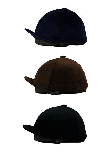 Racesafe Velvet Hat Covers