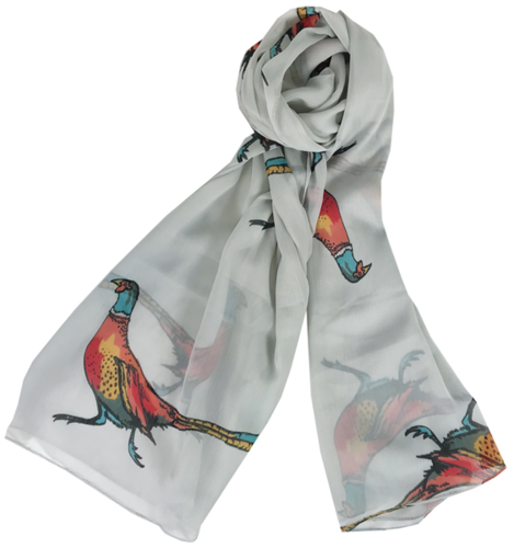 Luxury Chiffon Scarves