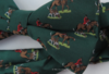 Hunting Scene Hand Made Bow Ties