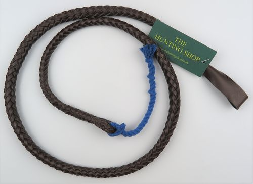Brown Leather Beaufort Whip Thongs