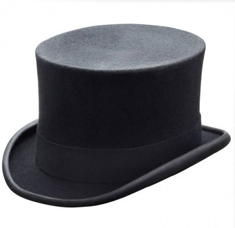 *Christys' London - Wool Top Hats