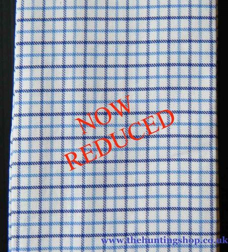 Tattersall Check Cotton Stocks ~ Choice of Colours