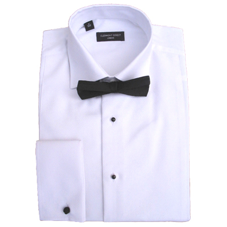 White Marcella Dress Shirts