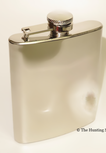8oz Stainless Steel Hip Flasks