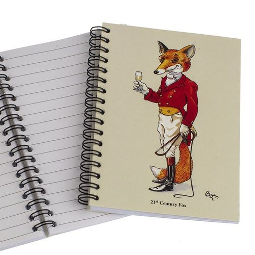 21st Century Fox A6 Pocket Notebooks