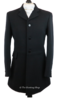 **Mens 'Beresford' Black Hunt Coats