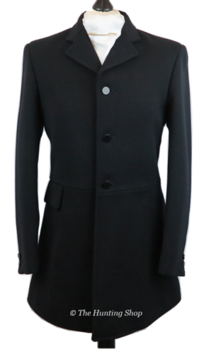**Mens 'Waterford' Black Hunt Coats