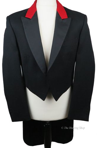 "Gents 40"" Black Evening Tail Coat"