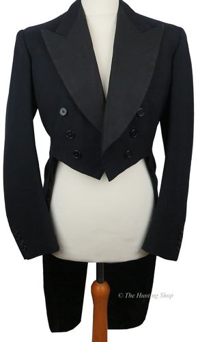 "Gents 35""/36"" Black Evening Tail Coat"