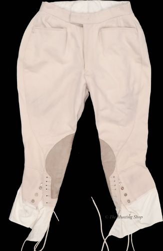 "Ladies 25""/26"" Bernard Weatherill, Cream Breeches"