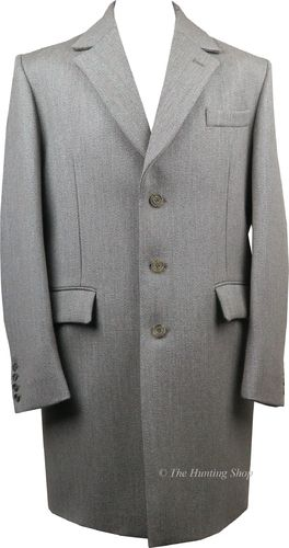 "Gents 44"" Bespoke Mears, Keepers Tweed Overcoat"