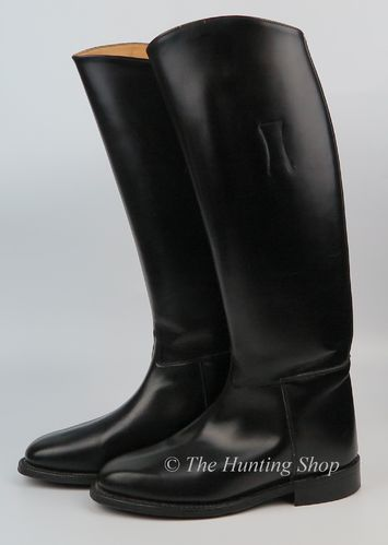 Size 4.5 Medium, Regent Leather Boots