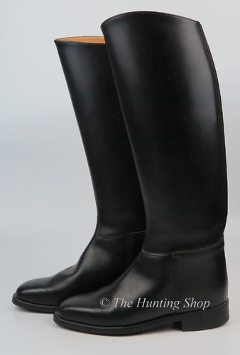 Size 5 Medium, Regent Leather Boots